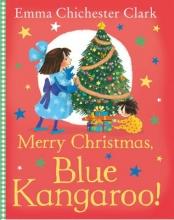 Chichester Clark, Emma Merry Christmas, Blue Kangaroo!