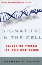 Stephen C. Meyer Signature in the Cell