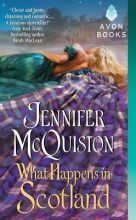 McQuiston, Jennifer What Happens in Scotland