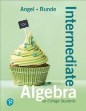 Allen R. Angel,   Dennis Runde Intermediate Algebra For College Students