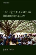 Tobin, John Right to Health in International Law