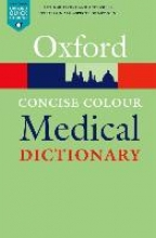 Martin, Elizabeth Concise Colour Medical Dictionary