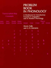 Morris Halle,   George N. Clements Problem Book in Phonology