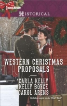 Kelly, Carla Western Christmas Proposals