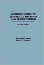 McPherson, George An Introduction to Electrical Machines and Transformers