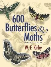 600 Butterflies & Moths in Full Color