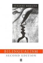 Suzanne Romaine Bilingualism