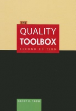 Tague, Nancy R. Quality Toolbox