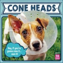 Cone Heads 2017 Calendar