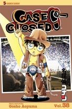 Aoyama, Gosho Case Closed 38
