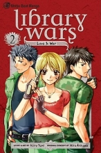 Library Wars Love & War 2