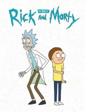 Roiland, Justin The Art of Rick and Morty