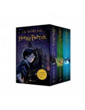 J.K. Rowling , Harry Potter 1 - 3 Box Set