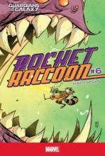 Young, Skottie Rocket Raccoon #6