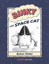 Spires, Ashley Binky the Space Cat