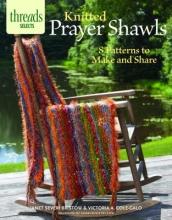 Severi Bristow, Janet Knitted Prayer Shawls