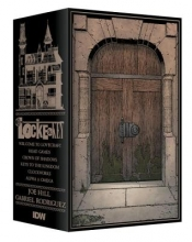 Hill, Joe,   Rodriguez, Gabriel Locke & Key