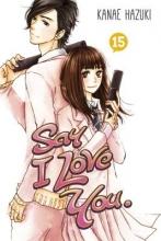 Hazuki, Kanae Say I Love You 15
