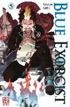 Kato, Kazue Blue Exorcist 05