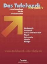 Das Tafelwerk interaktiv Schülerbuch Östliche Bundesländer