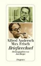 Andersch, Alfred Briefwechsel