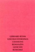 Rühm, Gerhard Geschlechterdings