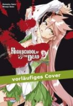 Sato, Daisuke Highschool of the Dead Full Color Edition 03