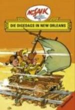 Dräger, Lothar Die Digedags, Amerikaserie 07. Die Digedags in New Orleans