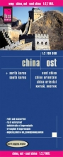, Reise Know-How Landkarte China, Ost 1 : 2.700.000