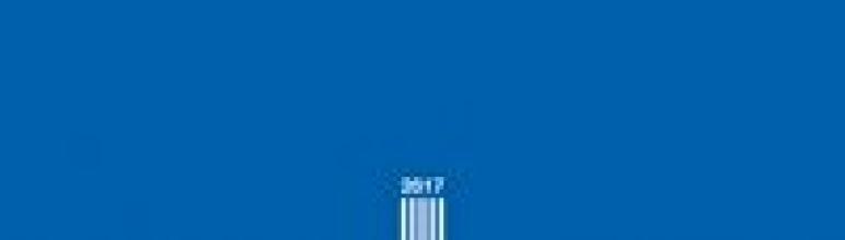 Wochenquerplaner blau - Kalender 2017