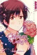 Himaruya, Hidekaz Chibisan Date 02