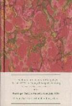 Taschenbuch zum Nutzen und Vergngen frs Jahr 1779