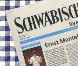 Mantel, Ernst Schwäbisch live