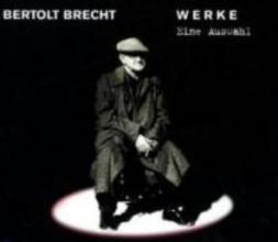Brecht, Bertolt Werke. Eine Auswahl. 20 CDs
