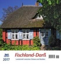 Fischland-Darß 2017 Postkartenkalender