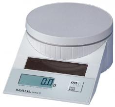 , Briefweger MAUL Tronic solar tot 5000 gram wit