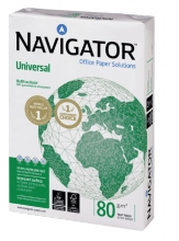 , Kopieerpapier Navigator Universal A3 80gr wit 500vel
