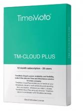 , TimeMoto TM-CLOUD+ 25 user subscribtion