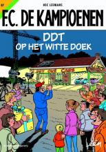 Hec  Leemans F.C. De Kampioenen 087 DDT op het witte doek
