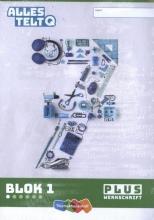 , Alles telt Q Pluswerkschrift blok 1 t/m 6 groep 7