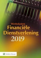 Wetteksten Financiële Dienstverlening 2019 (set van 2)
