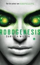 Daniel H. Wilson Robogenesis