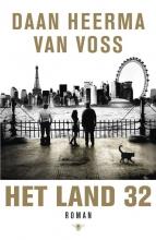 Daan  Heerma van Voss Het land 32