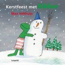 Max Velthuijs , Kerstfeest met Kikker