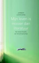 Jannah  Loontjens Mijn leven is mooier dan literatuur (POD)