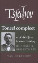 A.P. Tsjechov , Verzamelde werken Deel VI Toneel