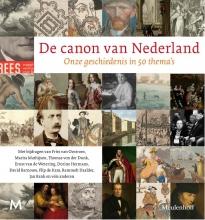 Roelof  Bouwman De canon van Nederland