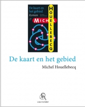 Michel  Houellebecq De kaart en het gebied (grote letter) - POD editie