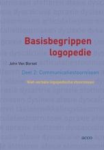 John van Borsel , Basisbegrippen logopedie deel 2: communicatiestoornissen