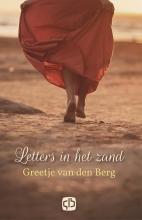 Greetje van den Berg , Letters in het zand